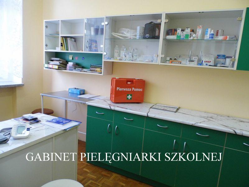 Pokój pielęgniarki