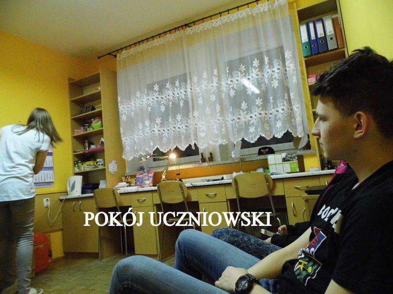 Pokój uczniowski