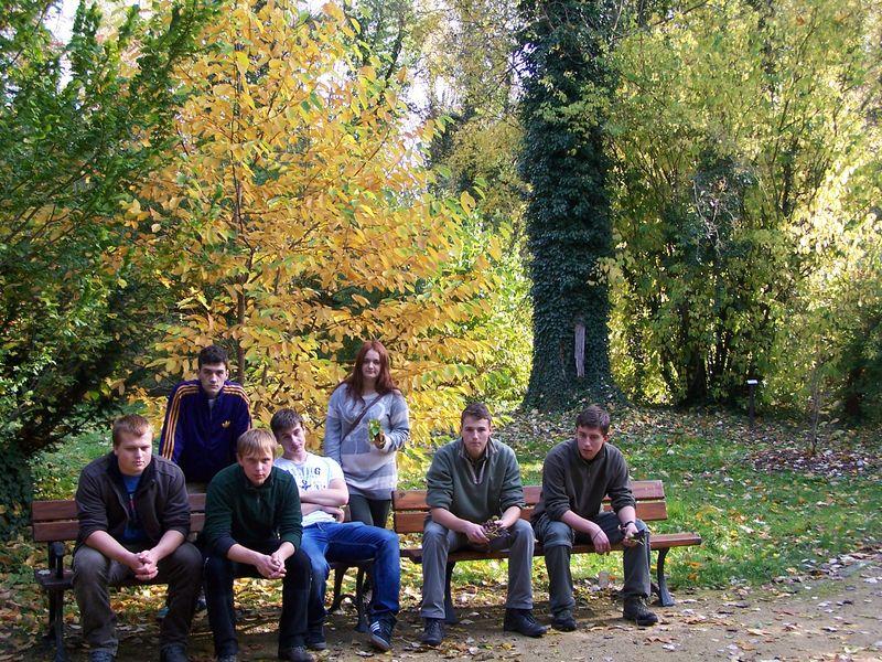 Wycieczka z uczniami z Czech