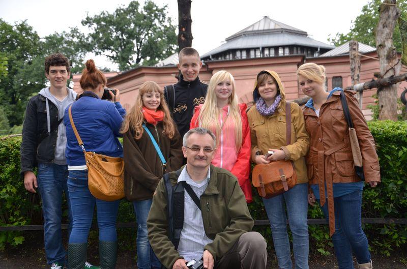 Wycieczka do Wrocławia - czerwiec 2013